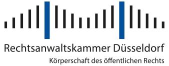 Logo Rechtsanwaltskammer Düsseldorf